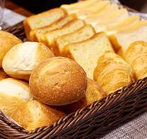 パンも充実